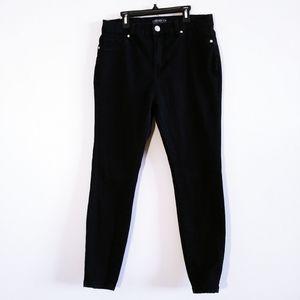 Forever 21 Black Skinny Jeans 12